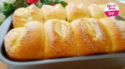 Это будет ваш любимый рецепт булочек. Воздушные, как пух