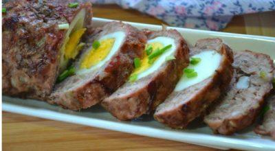 Как приготовить мясной рулет с яйцом в духовке, чтобы у вас получился настоящий шедевр