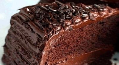 Торт Пражский со сгущенкой